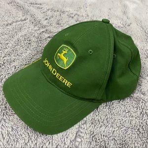 John Deere Adjustable Hat